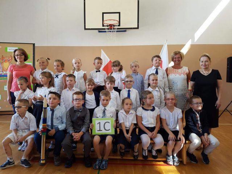 Szkoła Podstawowa nr 17 z Oddziałami Integracyjnymi im.  21 Brygady Strzelców Podhalańskich w Rzeszowie klasa Ic