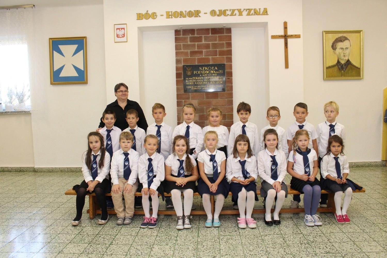 Szkoła Podstawowa nr 28 w Rzeszowie klasa 1 a