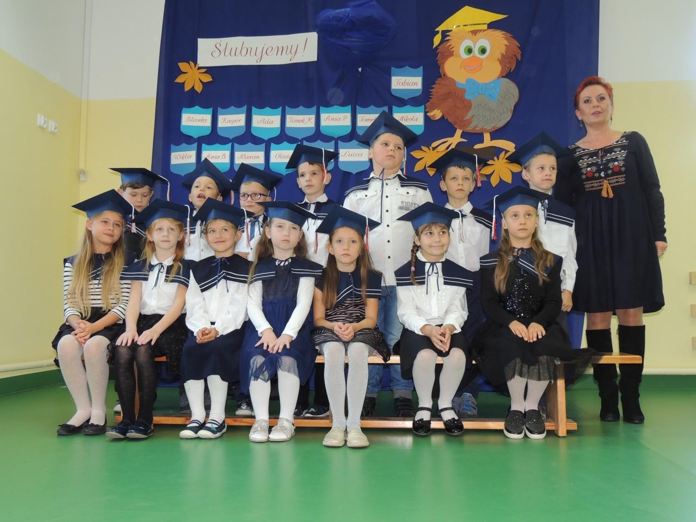 Szkoła Podstawowa nr 2 w Chmielniku - klasa I