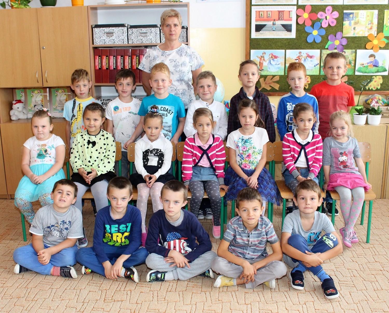 Szkoła Podstawowa nr 2 w Zespole Szkół nr 3 w Ropczycach - Klasa Ia