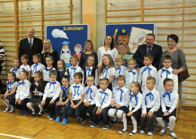 Szkoła Podstawowa nr 6 w Mielcu - Klasa I a
