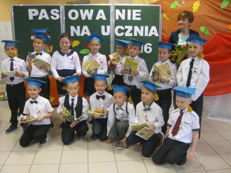 Szkoła Podstawowa w Chorzelowie - Klasa Ia