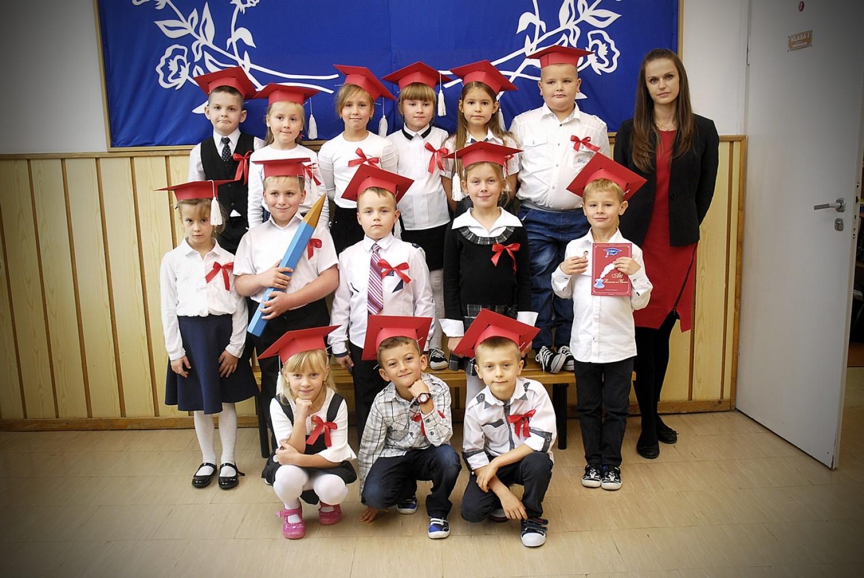 Szkoła Podstawowa w Dębowcu - Klasa I