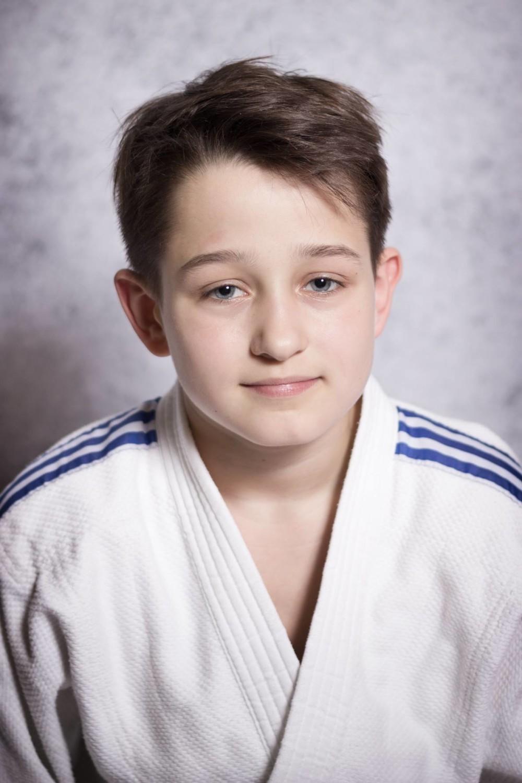Oliwier Nowok Judo AZS Gliwice, Box Garda Gierałtowice