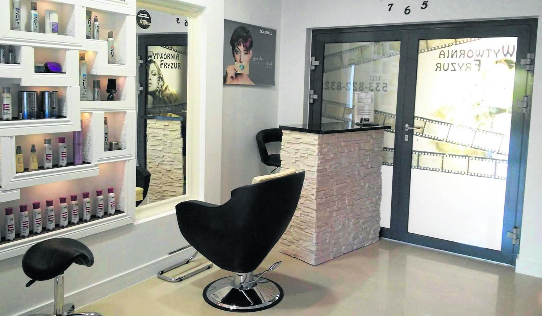 Salon fryzjerski kielce