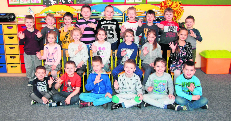 PP 14 ul. Hutnicza grupa 6-latków