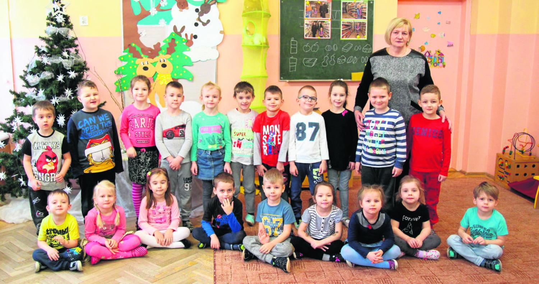 PP 35 grupa  I 5-latków