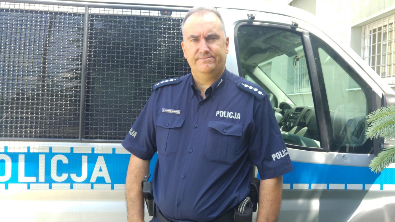Asp. sztab. Adam Pietruszewski