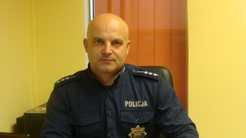 asp. sztab. Jacek Jakubowski