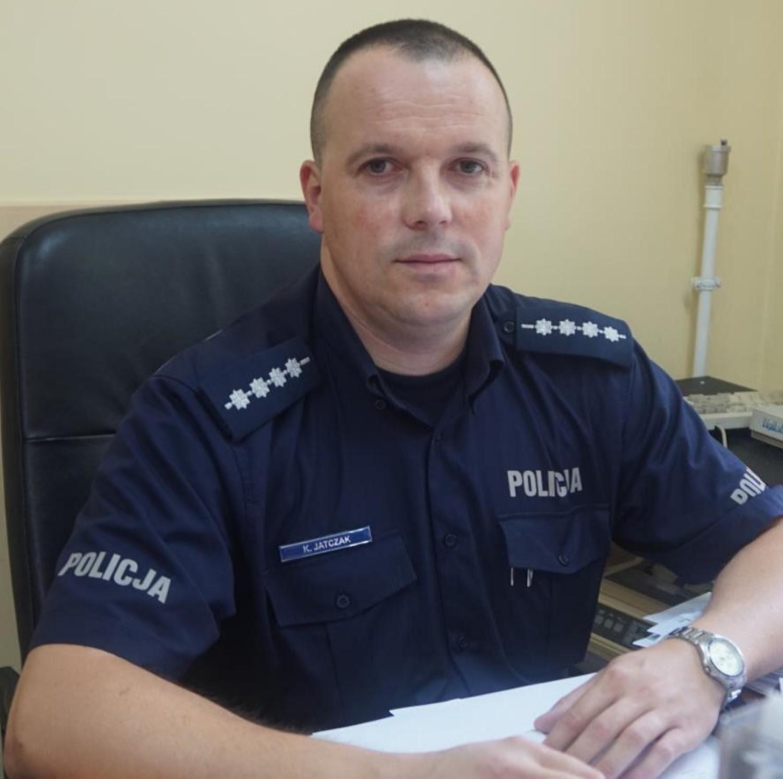 Asp. sztab. Krzysztof Jatczak