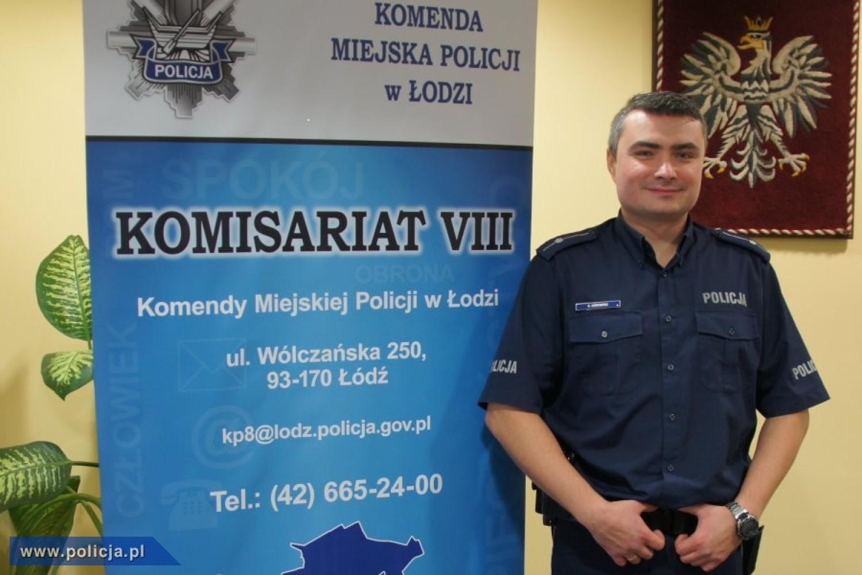 Mł. asp. Kamil Górowski