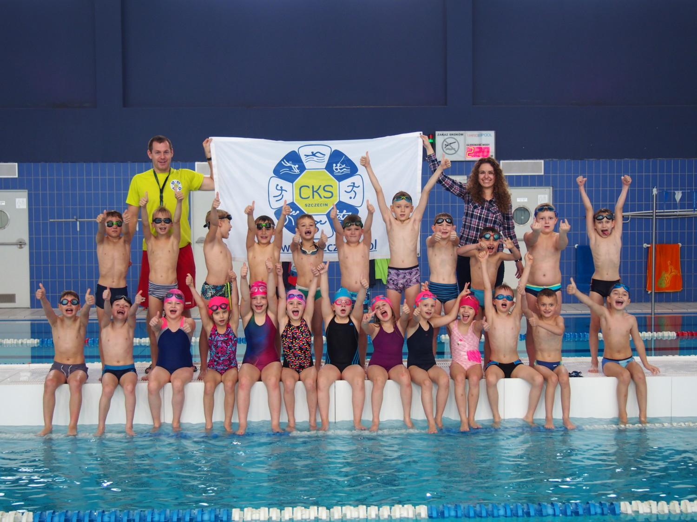 Klasa 1A - Sportowa Szkoła Podstawowa nr 2 w CKS Szczecin