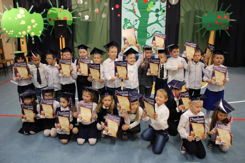 Klasa 1A - Szkoła Podstawowa nr 5 w Szczecinie