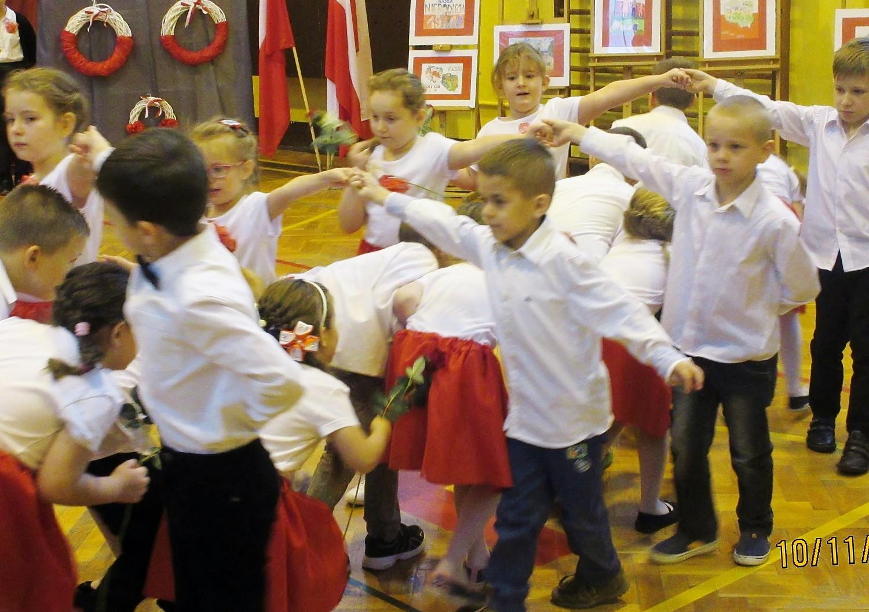 klasa 1a Szkoły Podstawowej nr 1 w Szczecinie
