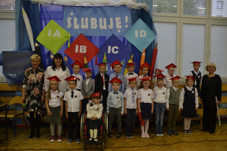 Klasa 1B - Szkoła Podstawowa nr 2 z Oddziałami Integracyjnymi w Stargardzie