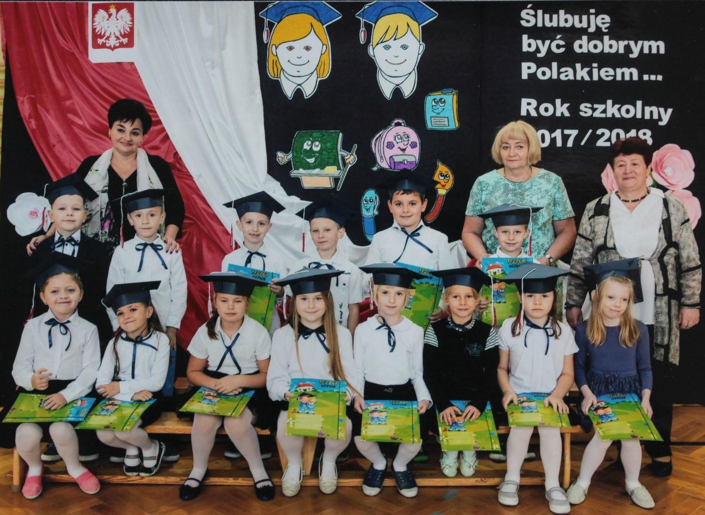 Publiczna Szkoła Podstawowa numer 19, imienia Edmunda Bakalarza w Radomiu.Klasa 1A