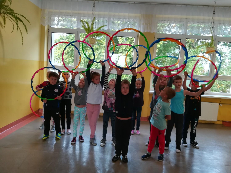 Zespół Szkolno -  Przedszkolny w Stepnicy - klasa 1 a
