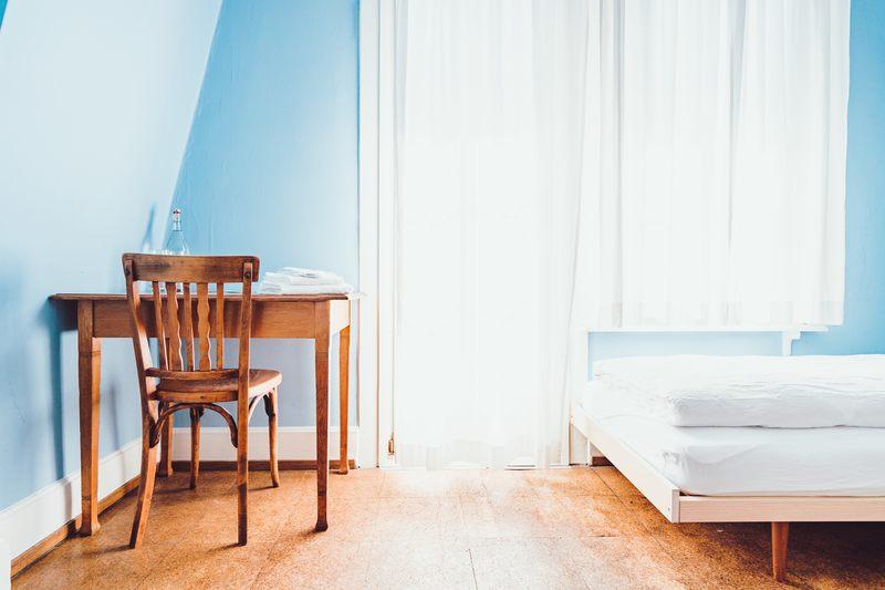 Ile masz ścian w domu w kolorze innym niż biały?