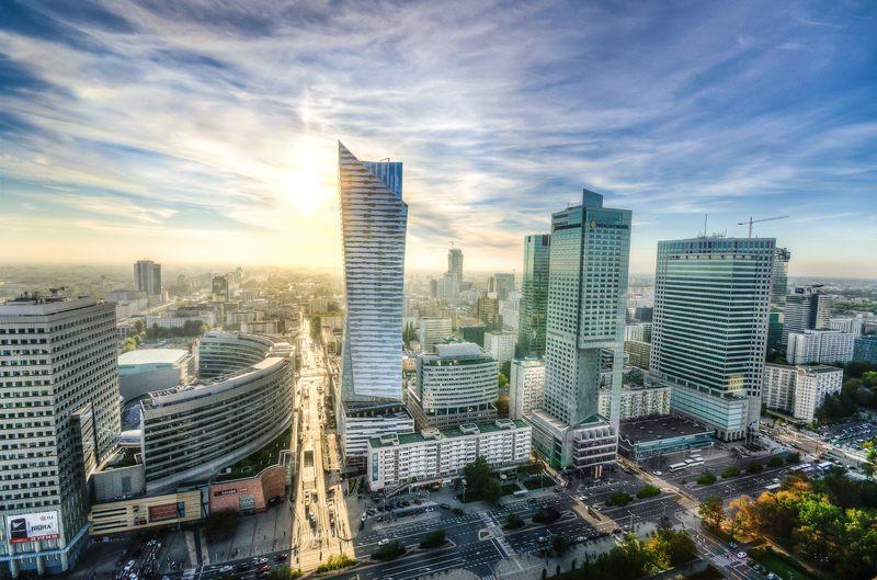 Najwyższy budynek w naszym kraju ma...