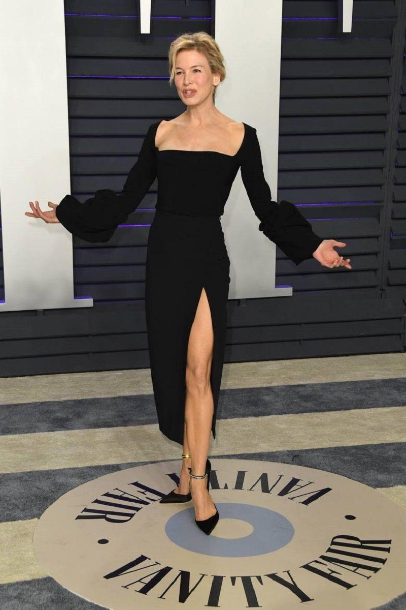 Którą aktorkę zagrała Renée Zellweger w nominowanej do Oscara roli? Podpowiemy, że jest to rola tytułowa.