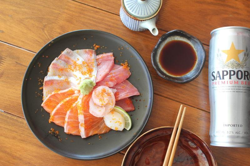 Widoczny na zdjęciu typ sushi to...