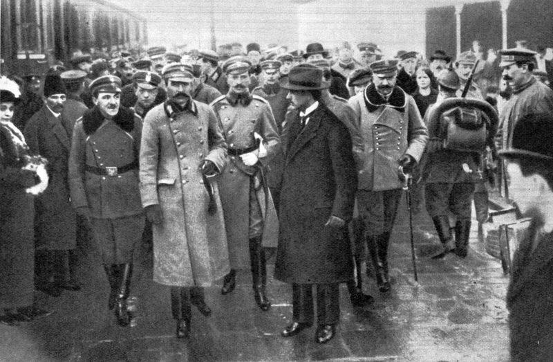 Co wydarzyło się w dniu 11 listopada 1918 roku?