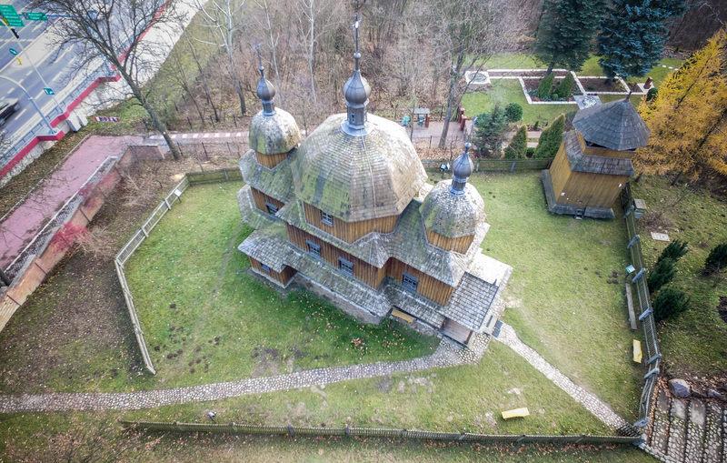 W której dzielnicy Lublina znajdują się te miejsca?