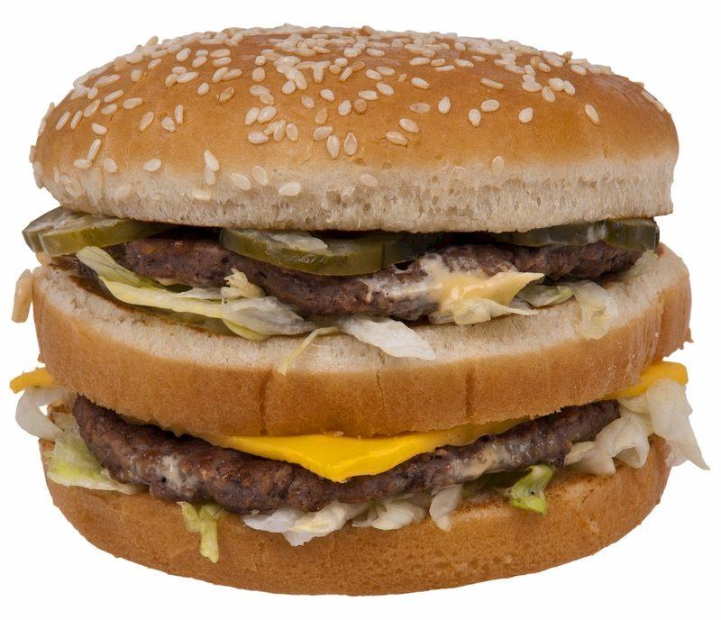 Która przekąska z McDonald's ma więcej kalorii?