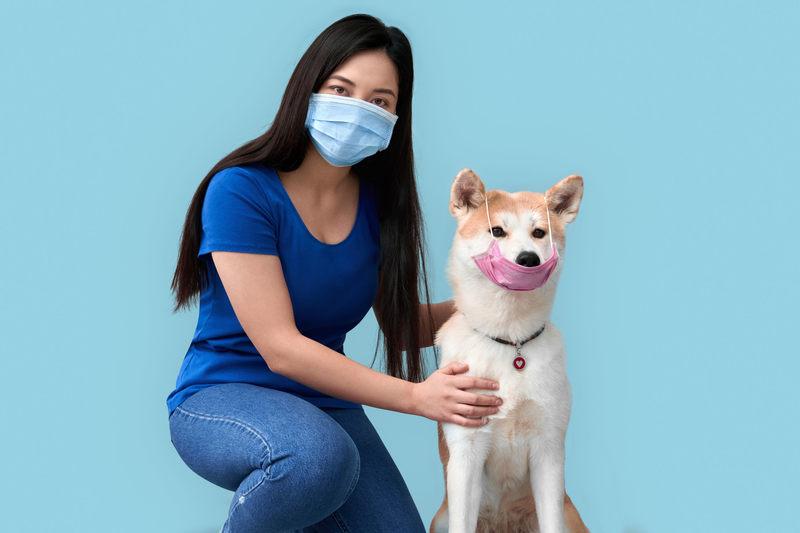 Prawda czy fałsz? Koronawirusem można zarazić się od własnego psa lub kota.