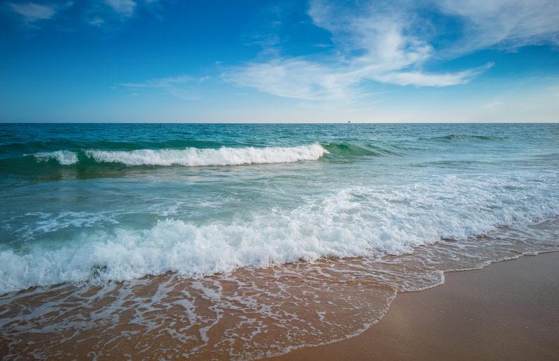 Jak słone, morskie powietrze to...